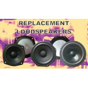 Replacement Speakers