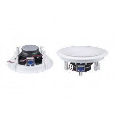 "(PAC064) 6.5"" CO-AXIAL CEILING SPEAKER WITH 100V LINE TRANSFORMER"